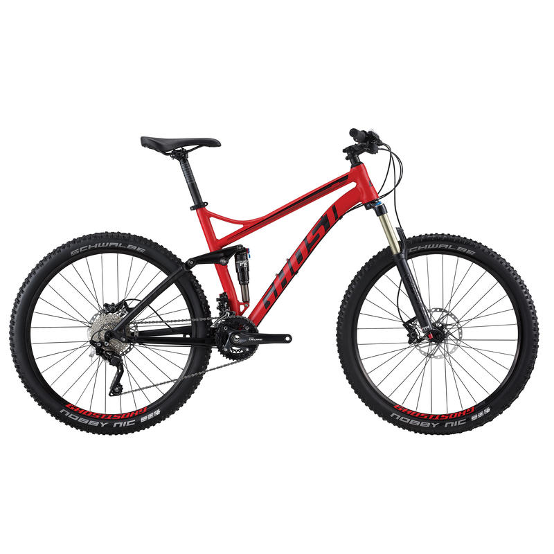 Kato FS 5 Bicycle Red/Black