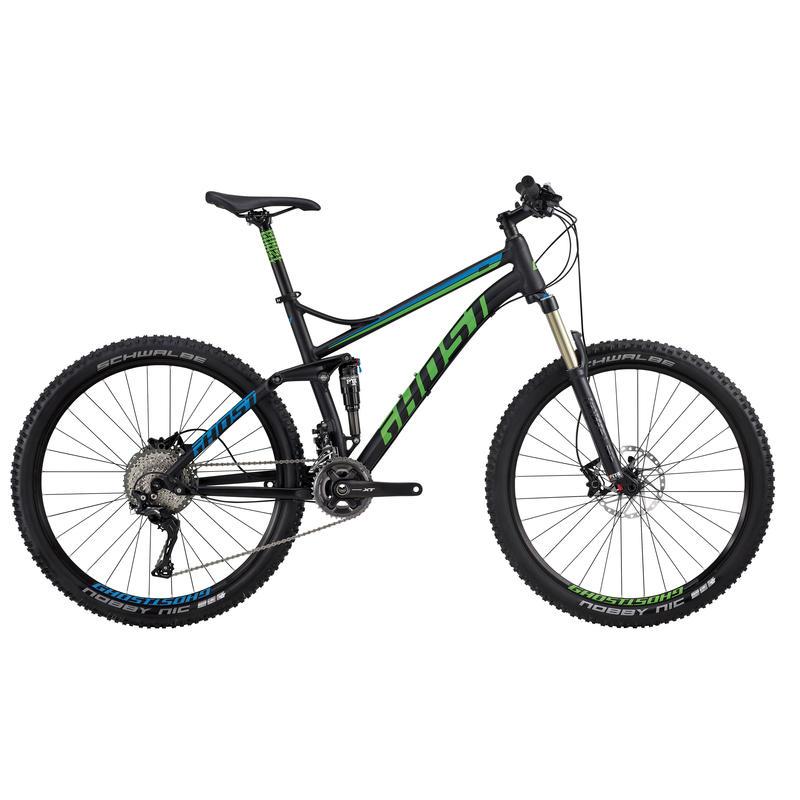 Kato FS 7 Bicycle Black/Green