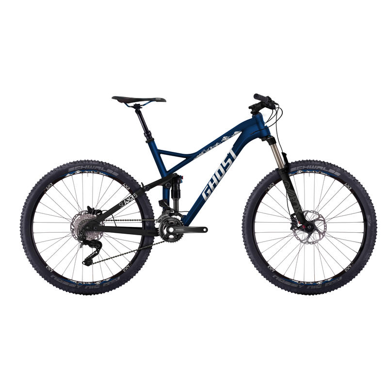 Slamr 5 Bicycle Dark Blue/Black