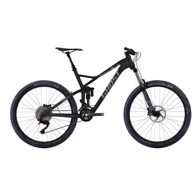 Slamr X5 Bicycle Black/Grey