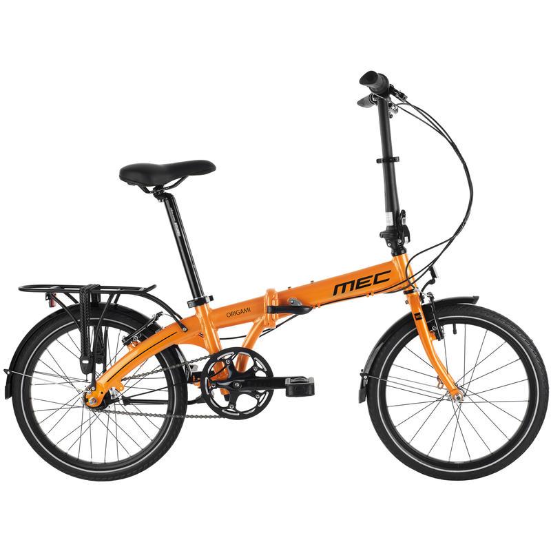 Vélo Origami Orange