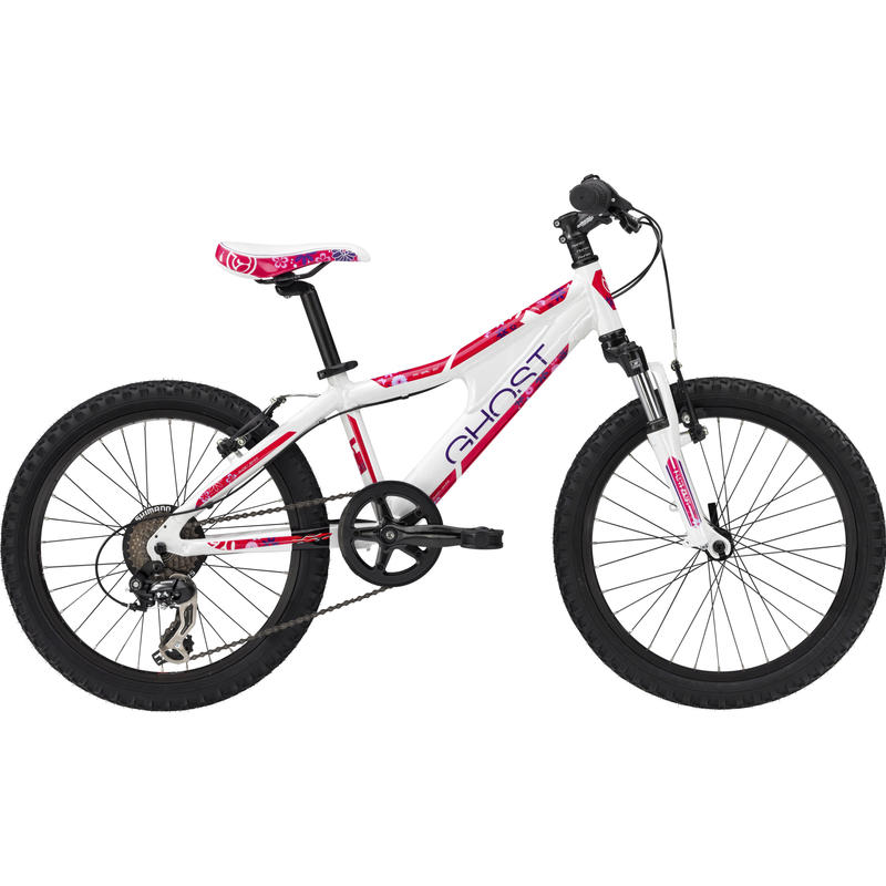 Powerkid 20 Bicycle White
