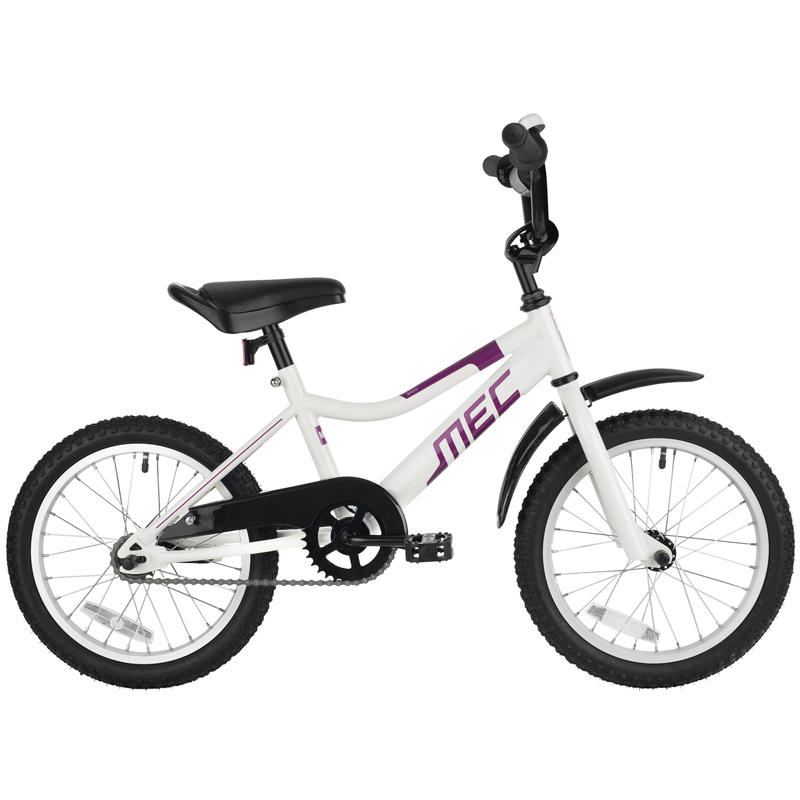 Vélo Speed Blanc perle/Bleuet