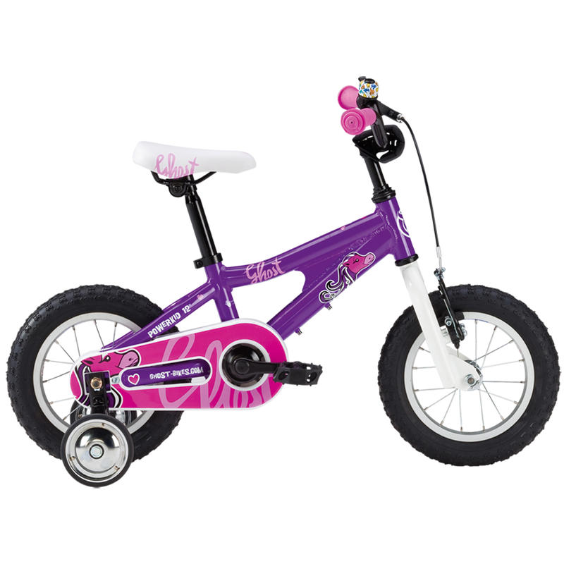 Powerkid 12 Bicycle Purple