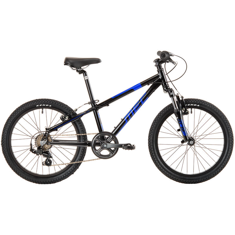 Dash Bicycle Gloss Black/Blue