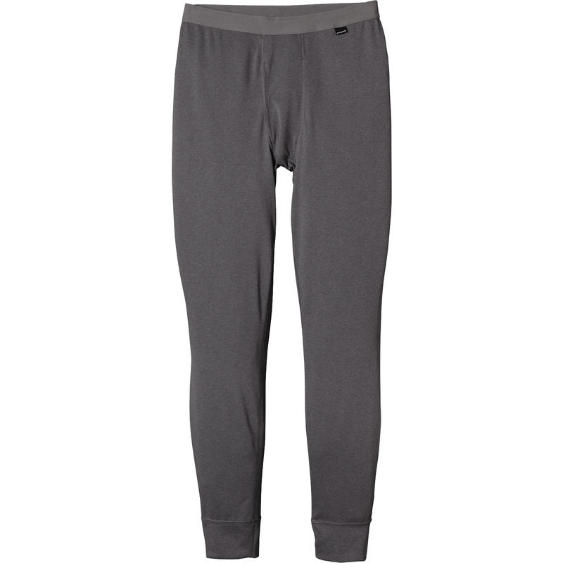 Capilene 3 Mid-Weight Bottoms Forge Grey