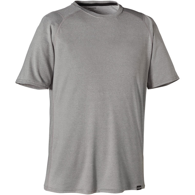 Cap 1 T-Shirt Feather Grey