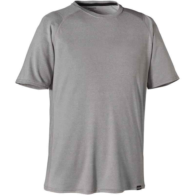 T-shirt Cap 1 Gris plume