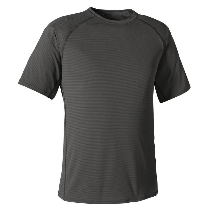 T-shirt léger Capilene Gris forge