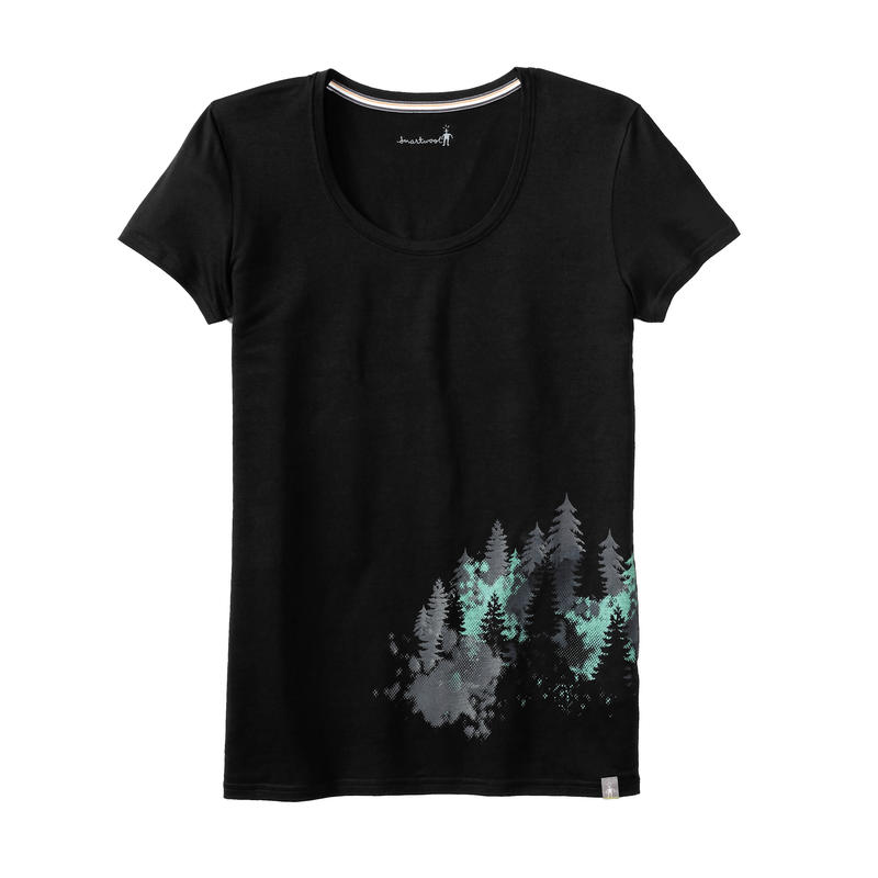 Forest Tee Black