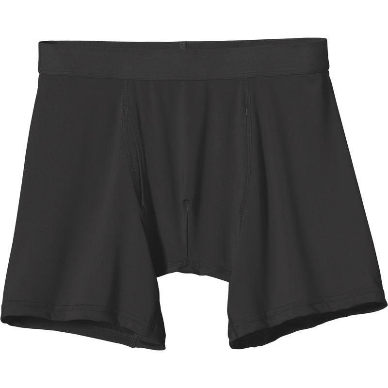 Capilene 1 Stretch Boxer Briefs Black