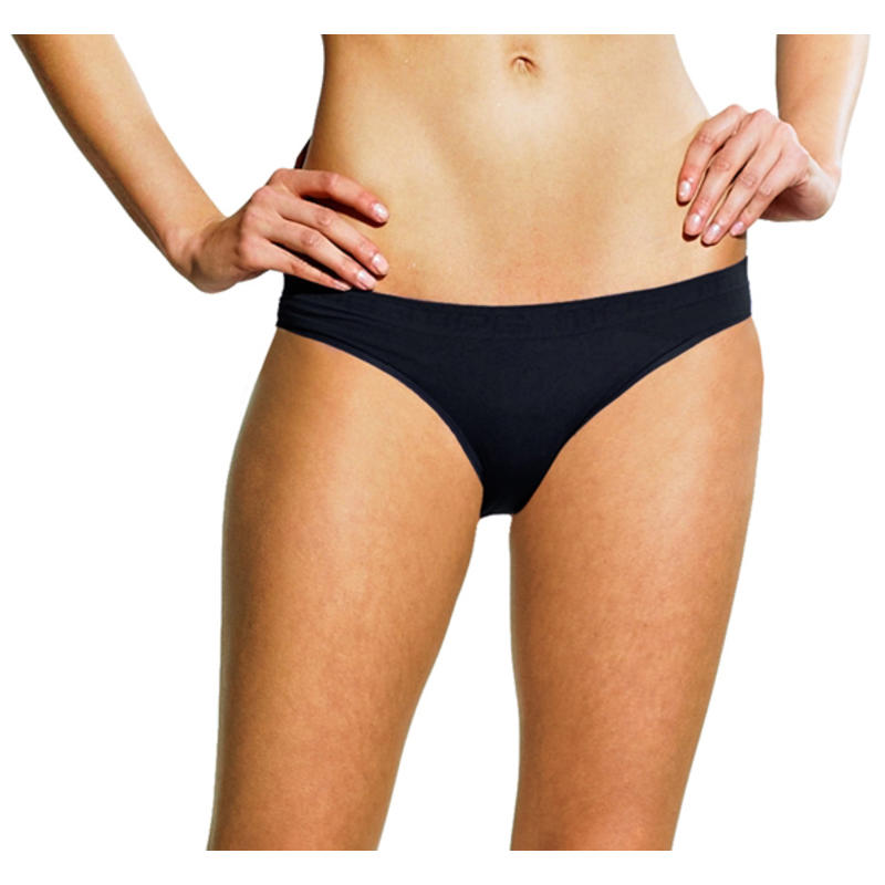 Seamless Thong Black