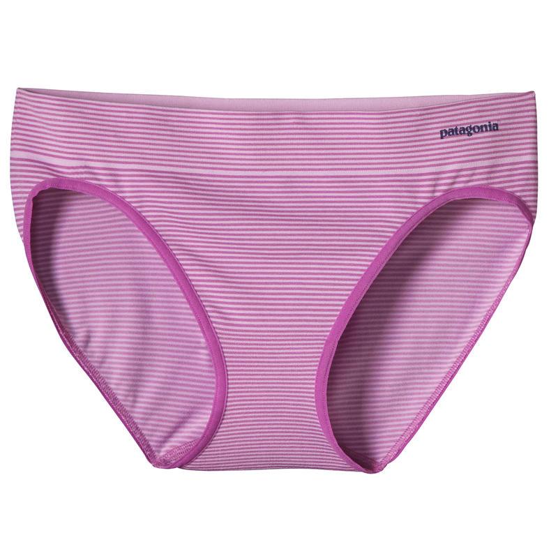 Active Brief Teensy Stripe/Mock Purple