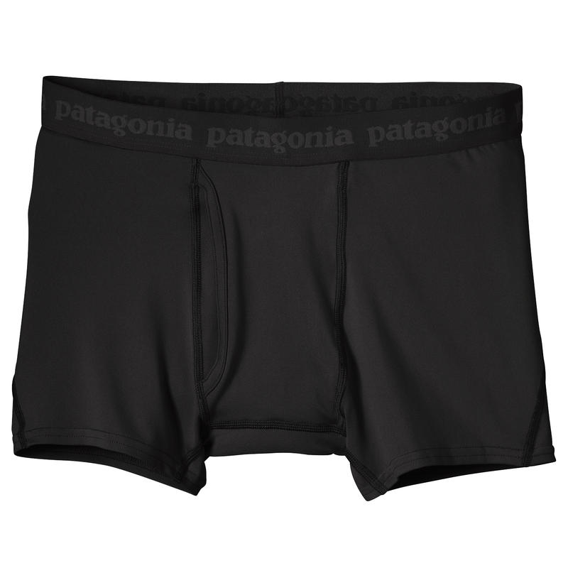 Capilene Daily Boxer Briefs Black