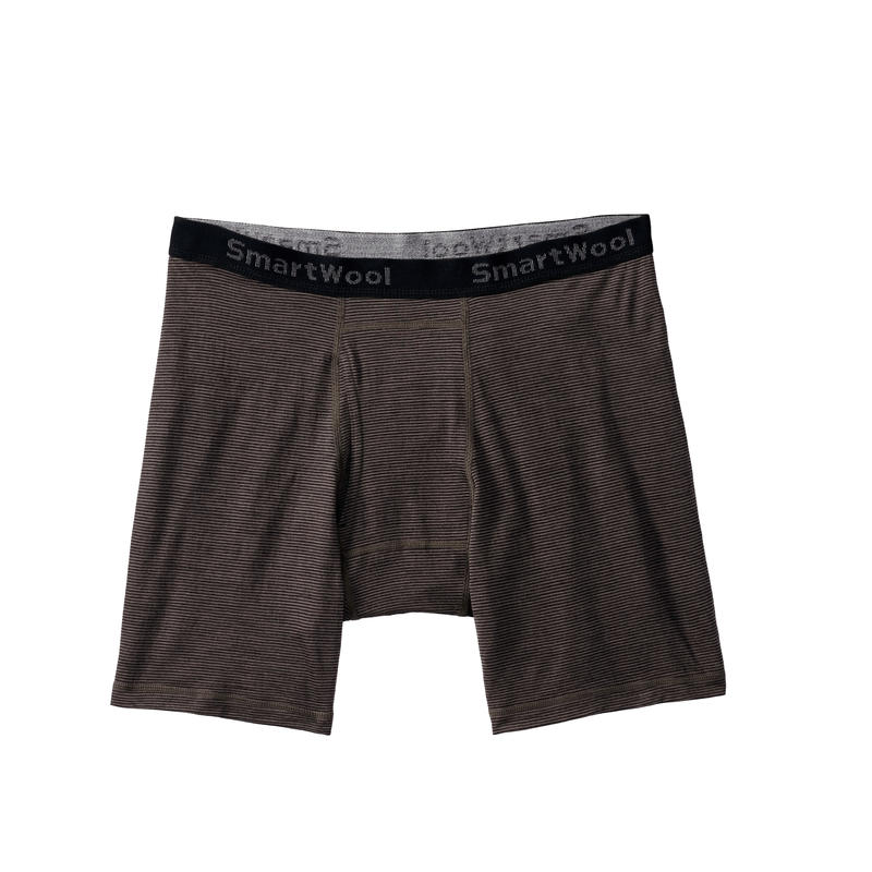NTS Micro 150 Pattern Boxer Brief Taupe