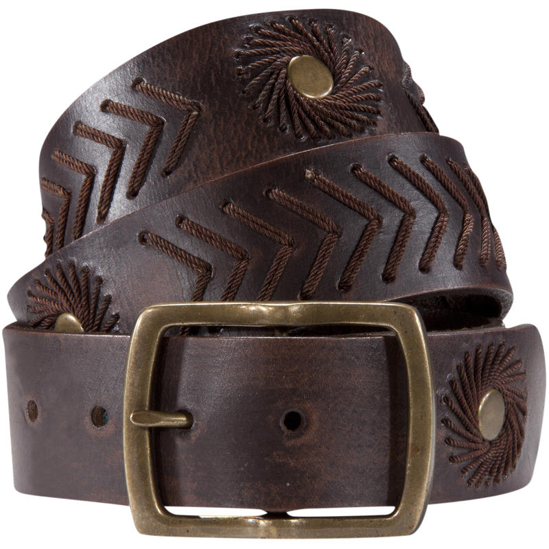 Fontaine Belt Brown