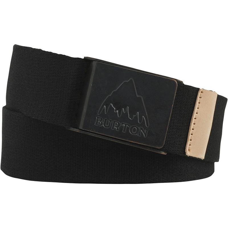 MTN Vista Belt True Black