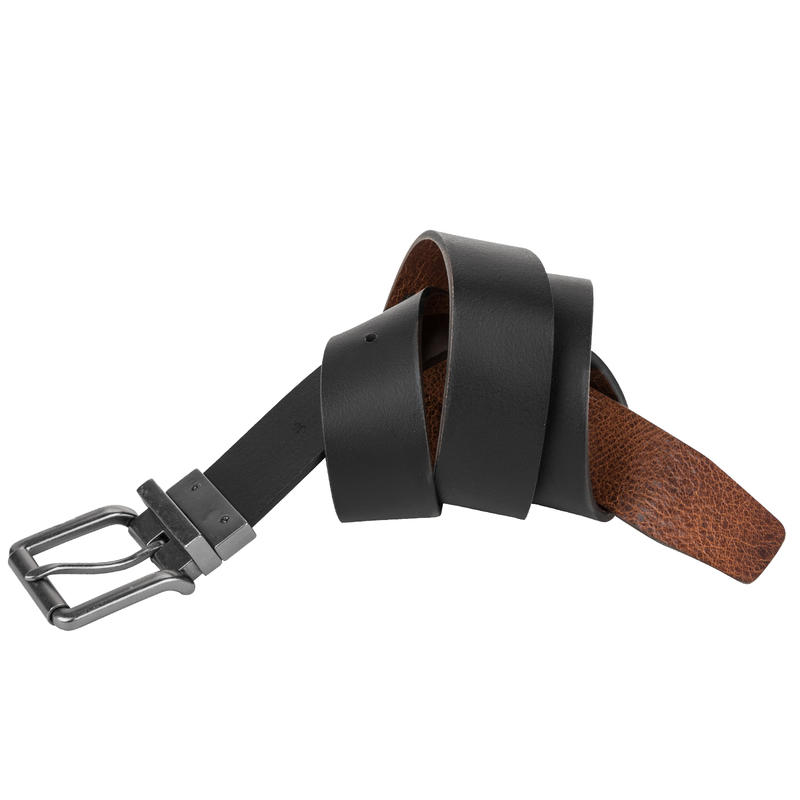 Volcano Reversible Belt Black/Brown