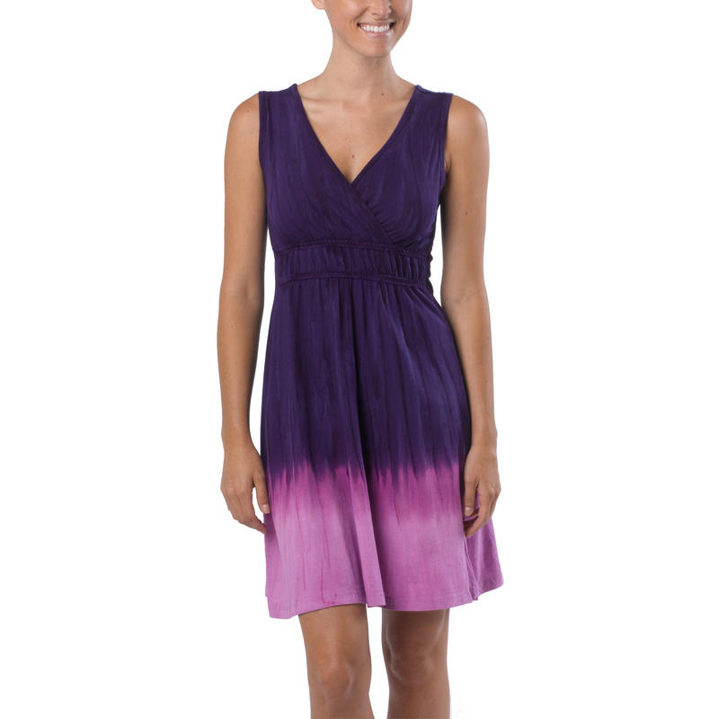 Sarafina Dress Dark Grape