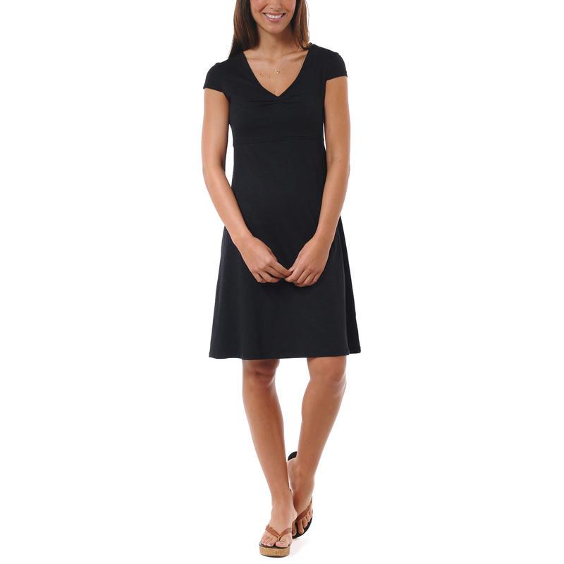 Rosemarie Dress Black