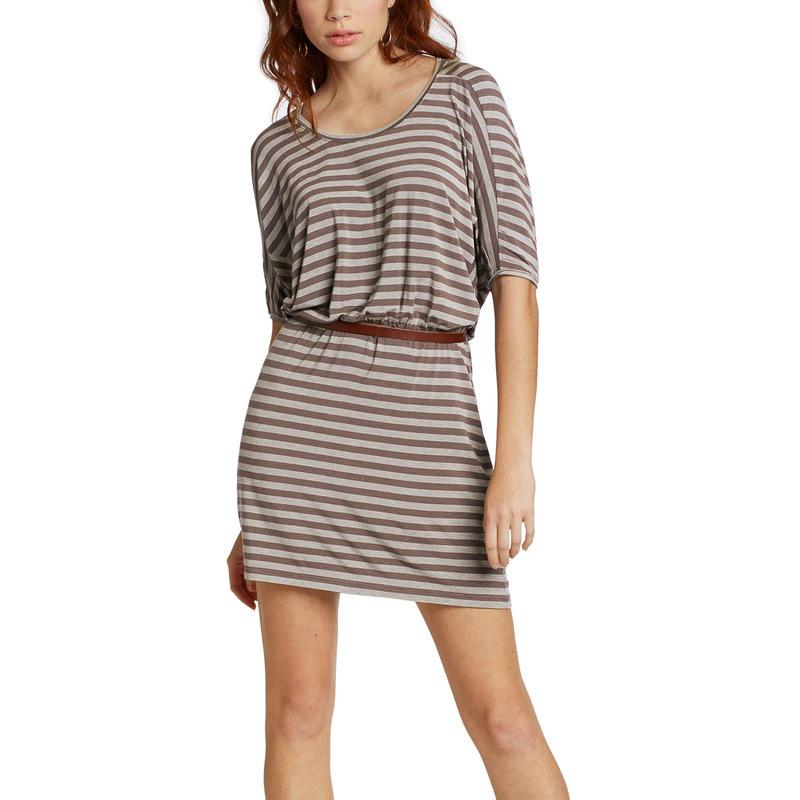 Repose Dress Stripe Ferment Stripe