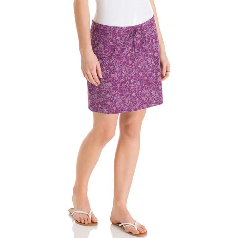 Skyler Short Skirt Starfish-Sleet Magnolia Print