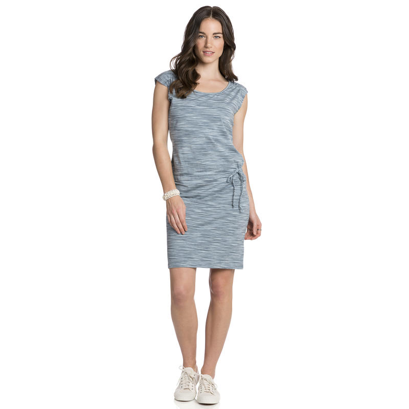Myria Dress Flint Space Dye