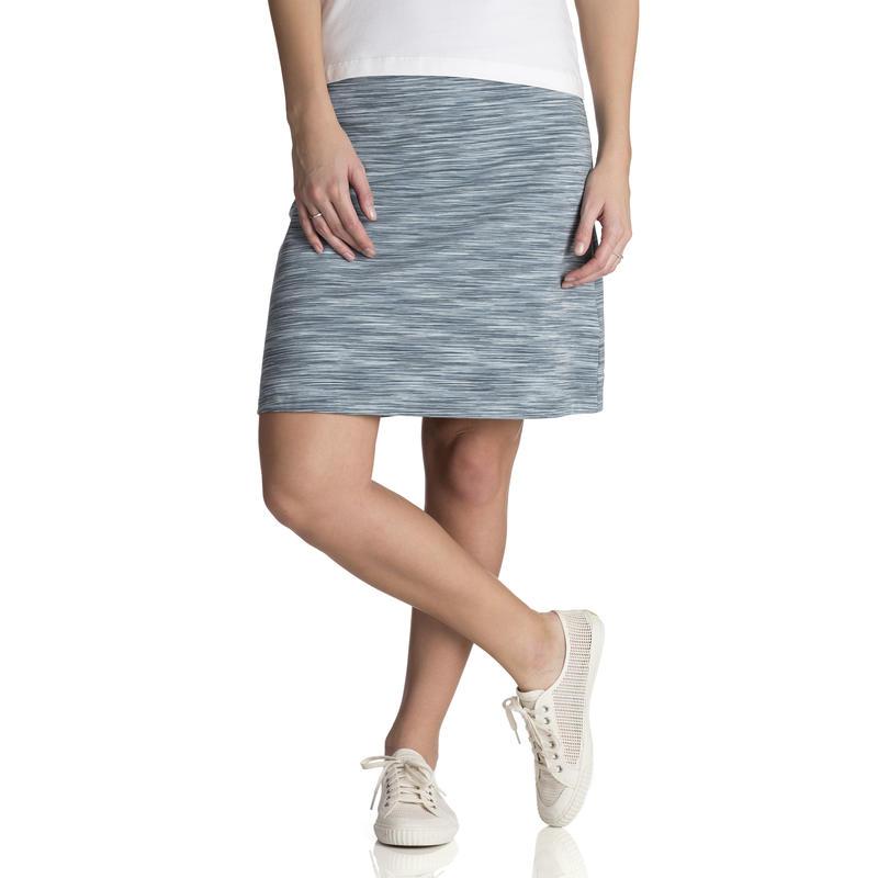 Myria Skirt Flint Space Dye