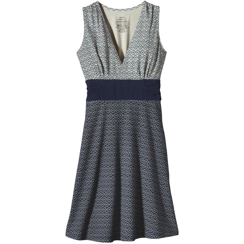 Margot 2 Dress Back Roads/Navy Blue