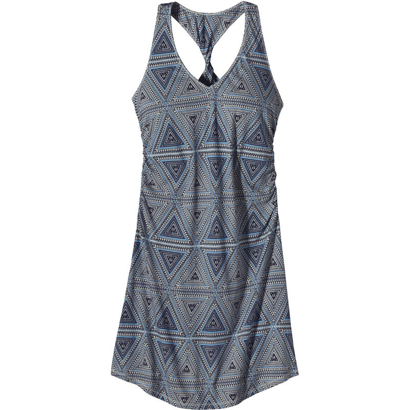 Kamala Twist Dress Little Bermuda/Skipper Blue