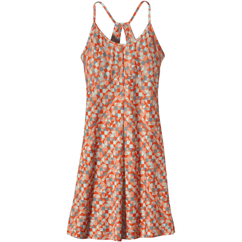 Spright Dress Square Dance/Peach Sherbert