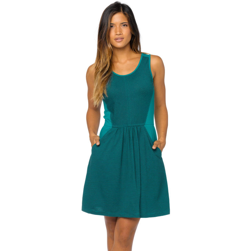 Maisy Dress Sea Green