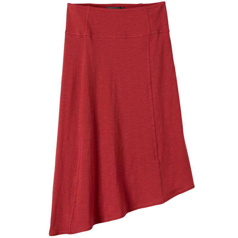Jacinta Skirt Sunwashed Red