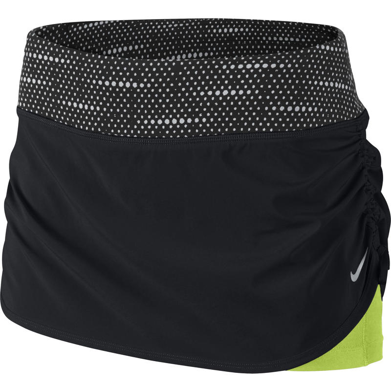 Rival Skirt Black/Volt