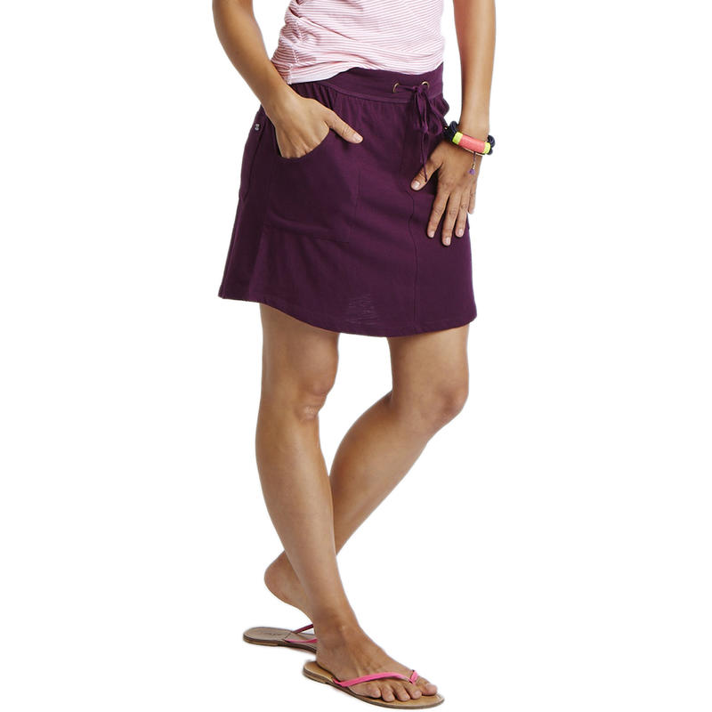 Newport Skirt Plum