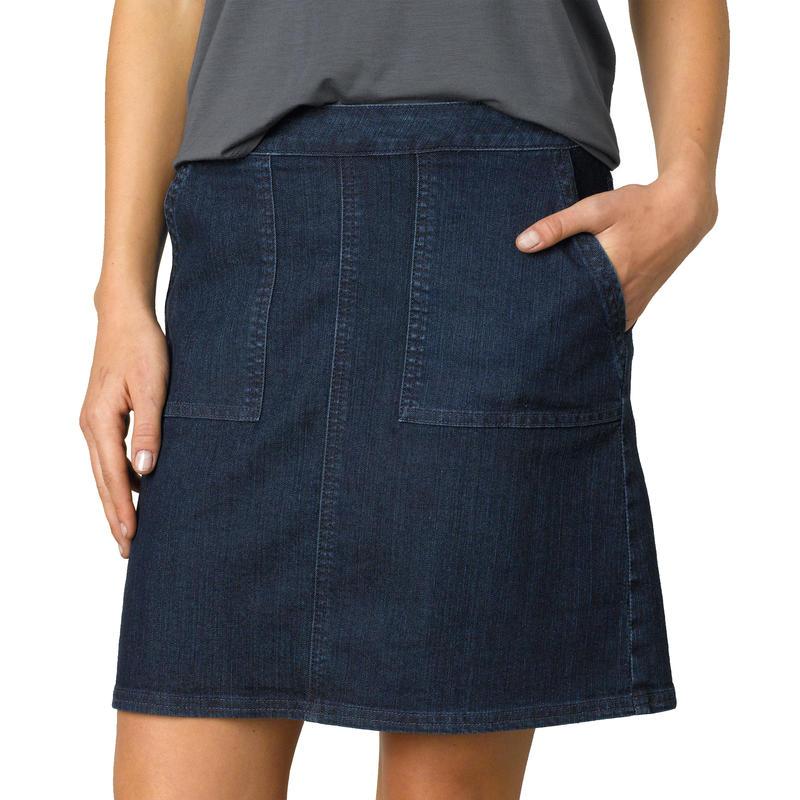 Kara Skirt Indigo