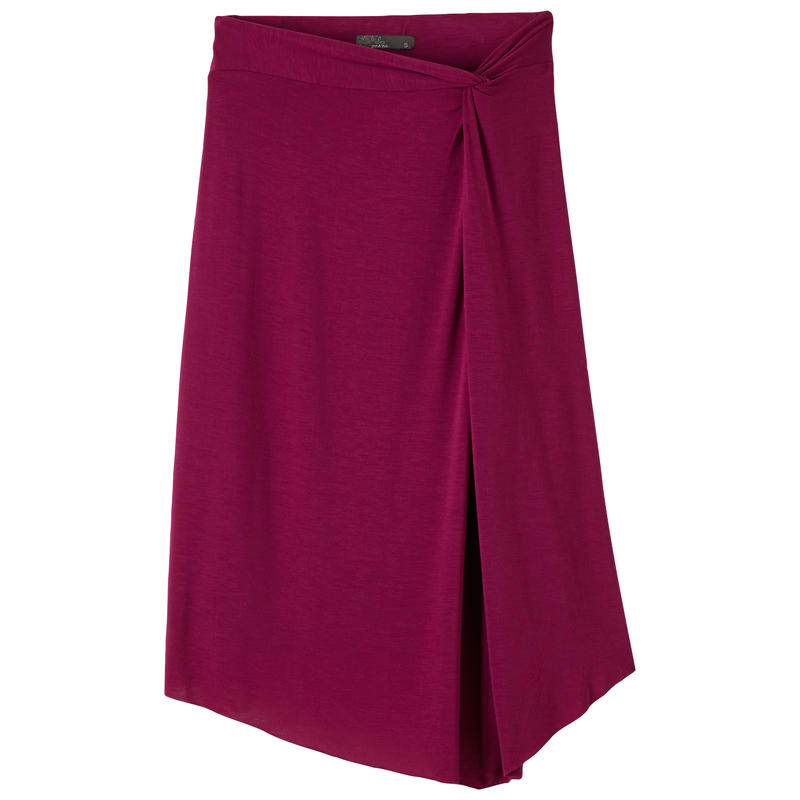 Jessalyn Skirt Rich Fuchsia
