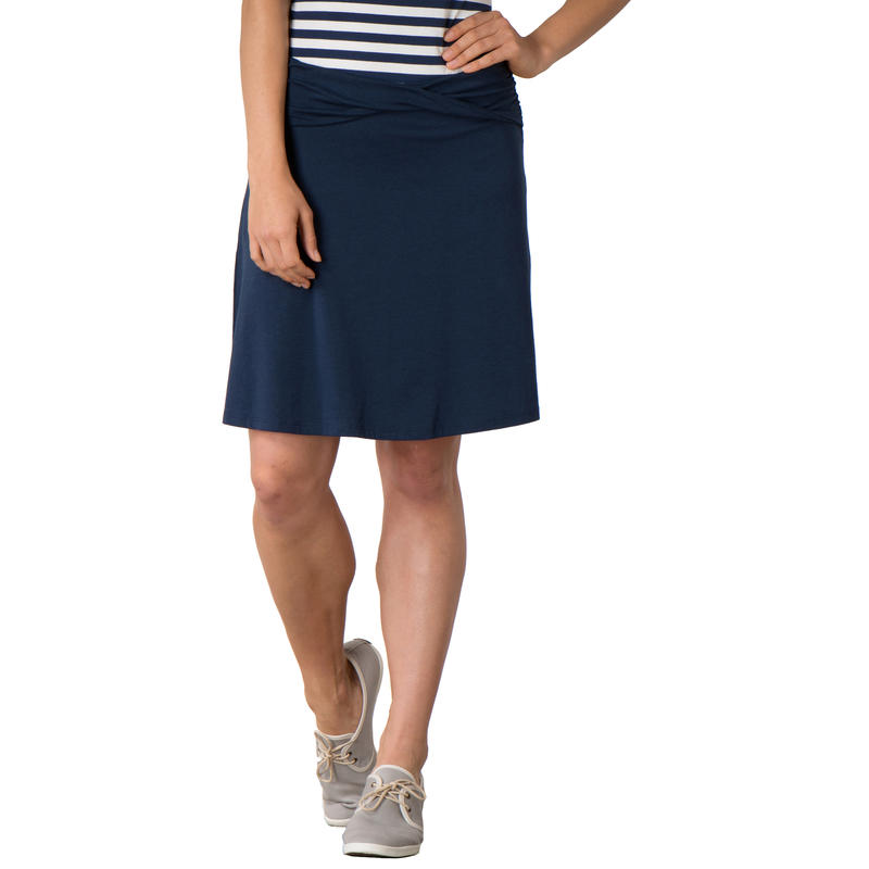 Twila Skirt Deep Navy