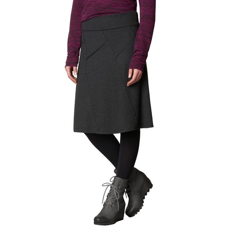 Daphne 2 Skirt Black