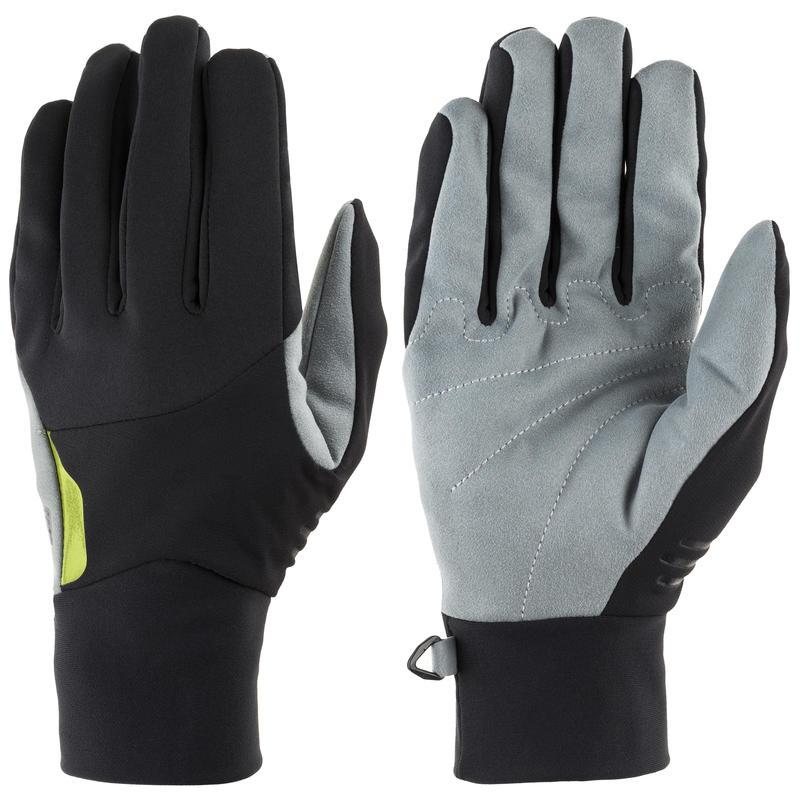 Grip XC Gloves Black/Grey