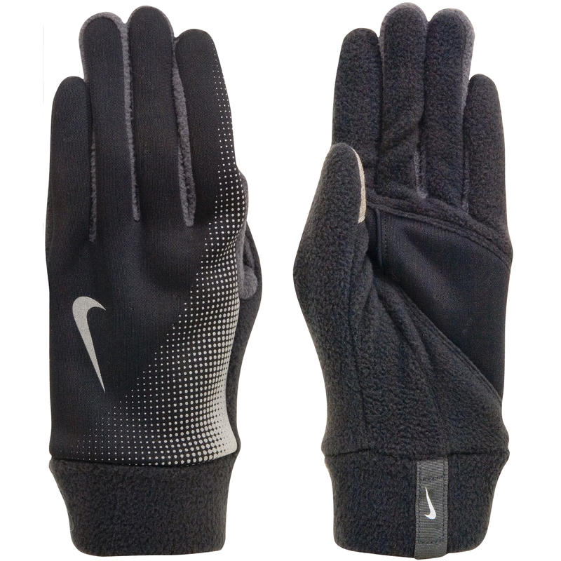 Thermal Tech Run Gloves Black/Anthracite