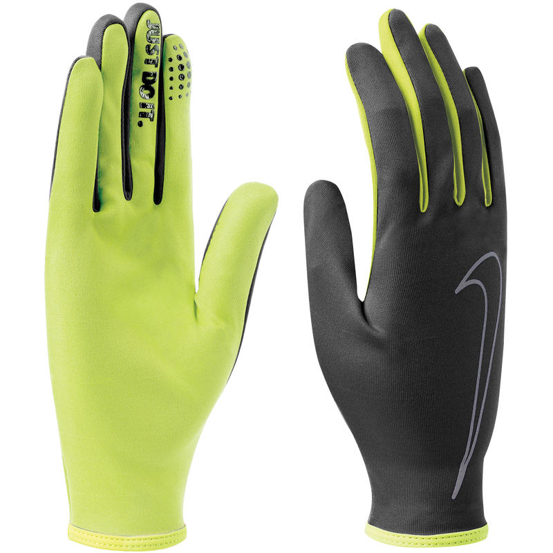 Rally Run Gloves Black/Volt