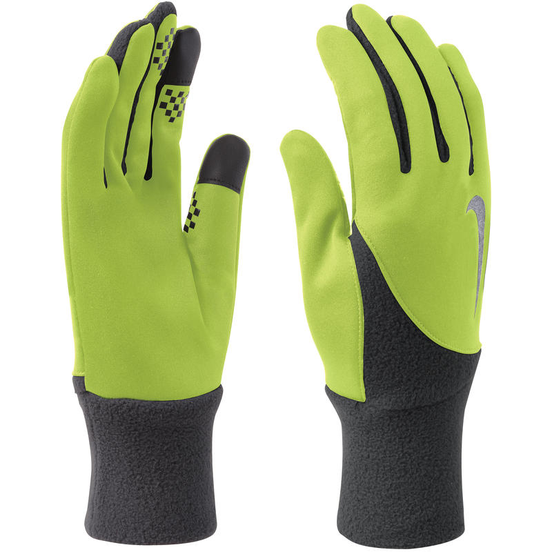Element Thermal Run Gloves Volt/Anthracite