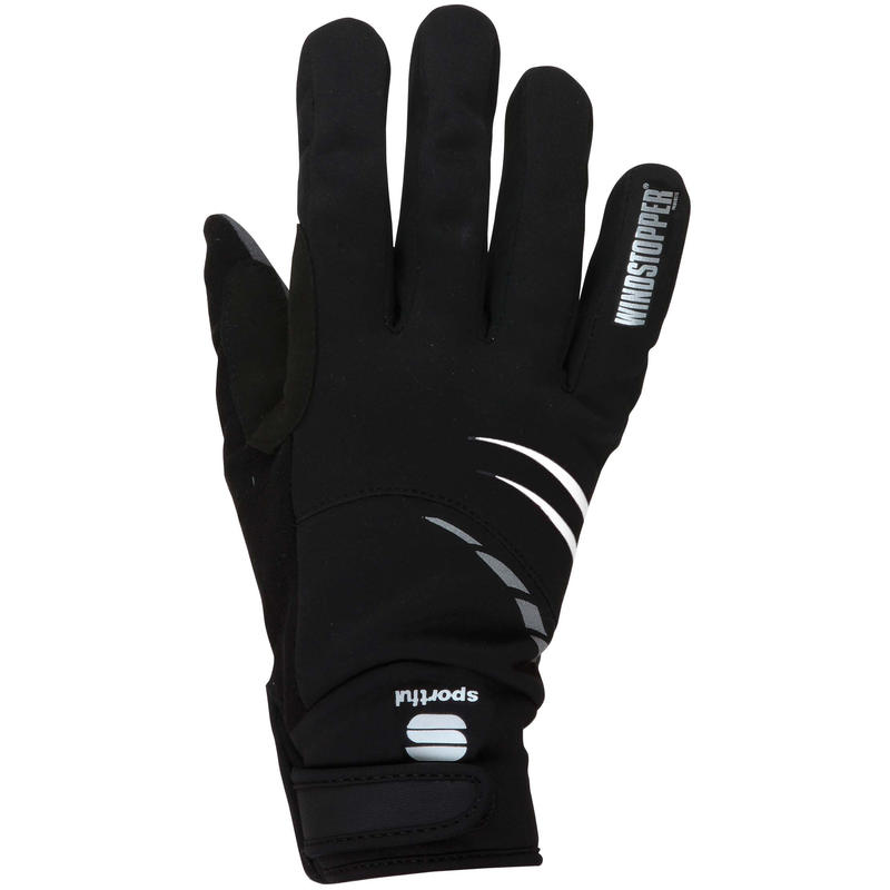 Donna WS Glove Black/White