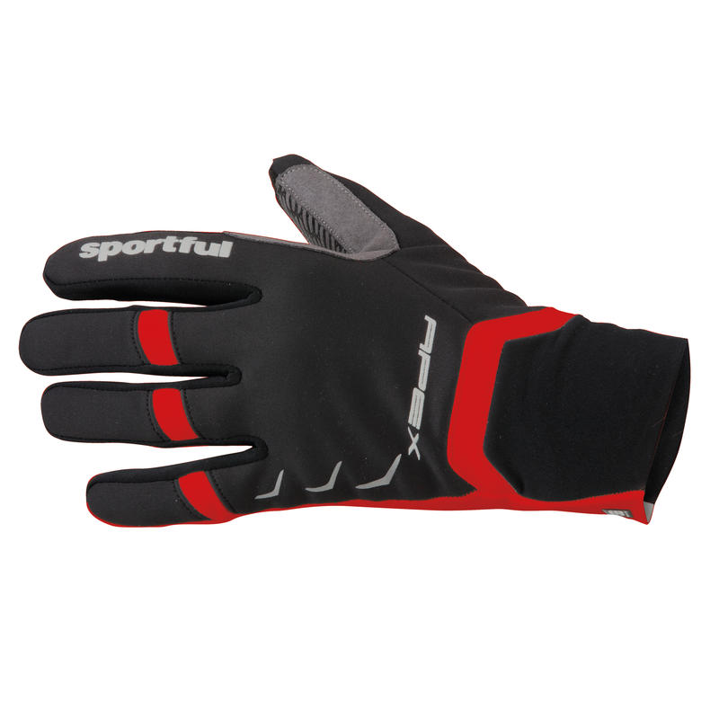 Apex Race Gloves Black/Red