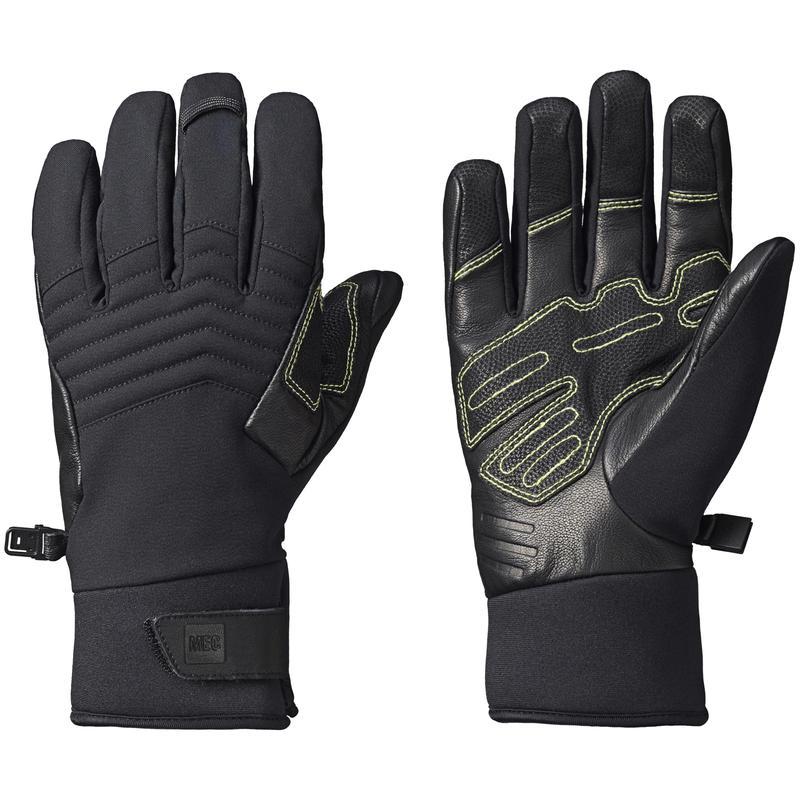 Prophet Gloves Black
