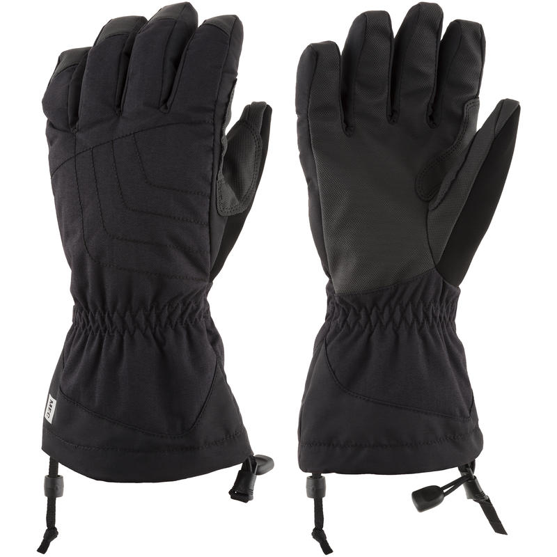 Atlas Gloves Black/Black