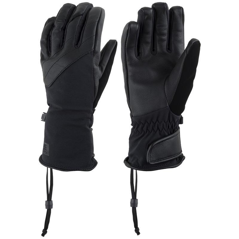 Glade-i-ator Gloves Black/Black