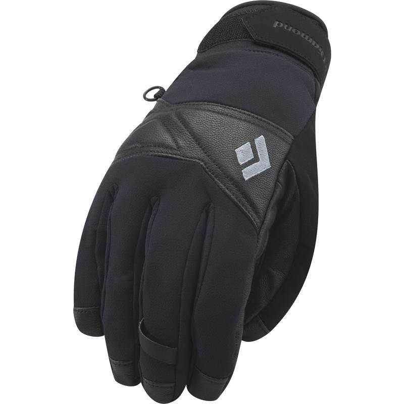 Terminator Gloves Black