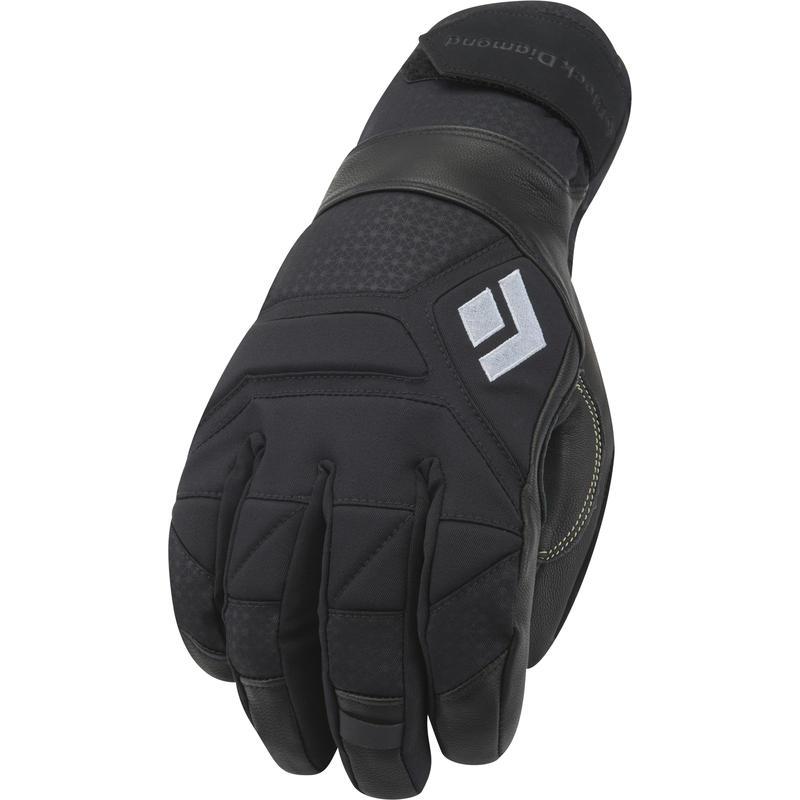 Punisher Gloves Black